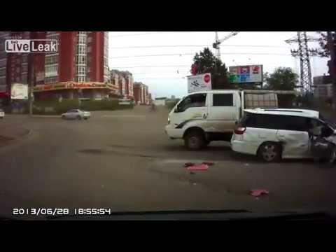 Brakes failed on bus