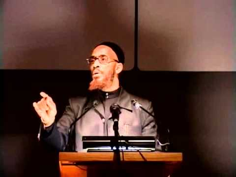 Sheikh Khalid Yasin -who Is Terrorist Muslims Jews Christianity? video