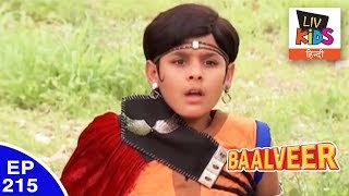 Baal Veer - बालवीर - Episode 215 - Fight Between Sand Monster & Baalveer