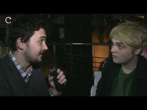 Gerard Way | Regular Show, Adventure Time | Portugal 2015
