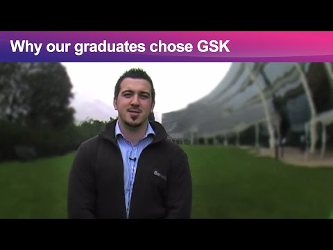 Why our graduates chose GSK