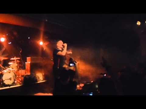 Kraftklub - Schüsse in die Luft Live in Prag 11.10.2014
