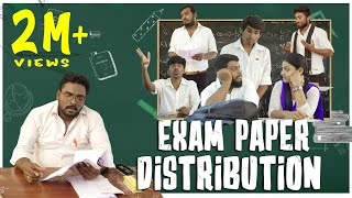 Exam Paper Distribution | School Life - Part 1 | Veyilon Entertainment