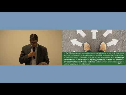 Inauguration du Centre de recherche en Psychologie du Conseil et de l'Orientation