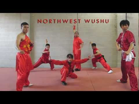 Northwest Wushu Showreel (Seattle,WA)