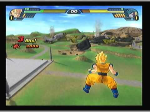 Lets Play Dragon Ball Z Budokai Tenkaichi 3 :Cell Tournament