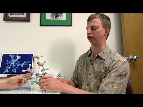 UC Davis Newswatch: Blind Chemist