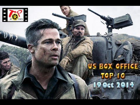 US BOX OFFICE TOP 10 (19 Oct 2014)
