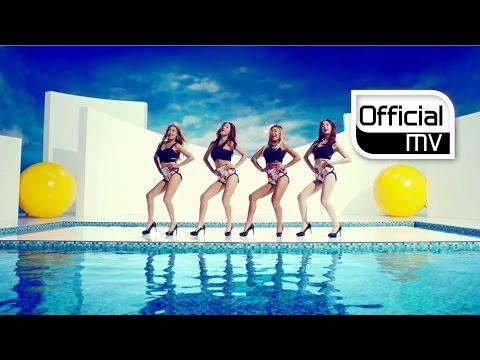 [mv] Sistar(씨스타)   Touch My Body(터치 마이 바디) video