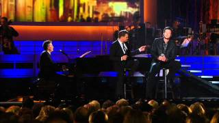 Blake Shelton Video - Michael Buble and Blake Shelton - Home  ( Live 2008 ) HD