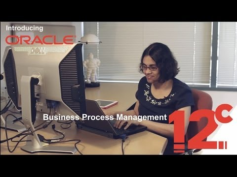 Introducing Oracle BPM 12c with Meera Srinivasan