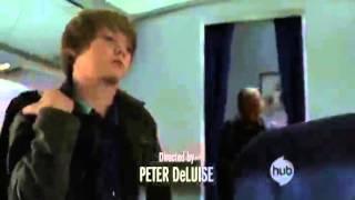 Dakota Goyo  The Haunting Hour The Series ( TV News )