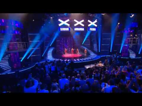 Escala (Scala) - Britains Got Talent 2 Final