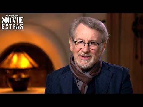 READY PLAYER ONE | On-set Visit With Steven Spielberg