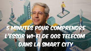 Smart City et Wi-Fi au Salon des Maires et des Collectivités Locales : 5 minutes pour comprendre !