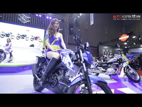 Toàn cảnh hơi hội tụ của dàn siêu xe lớn nhất Việt Nam - Triển lãm ô tô xe máy 2017