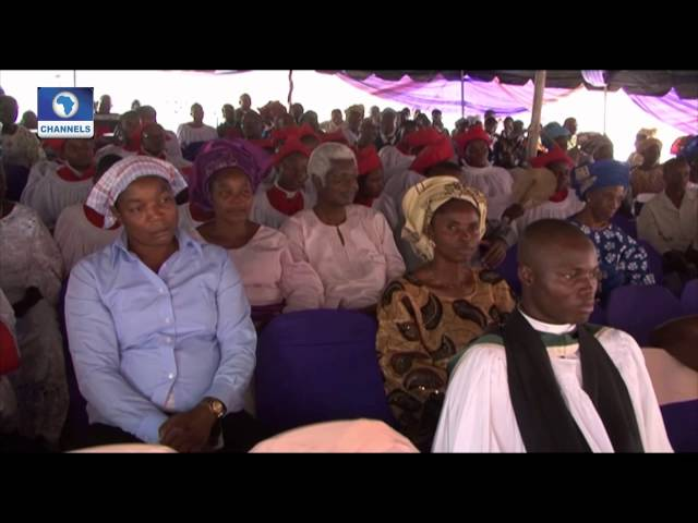 Metrofile: St. Andrews Anglican Church Dedicates Special Building To God