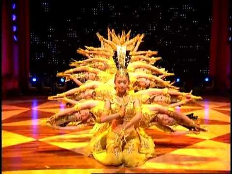 2008 MDA Telethon - Chinese Disabled Arts Troupe
