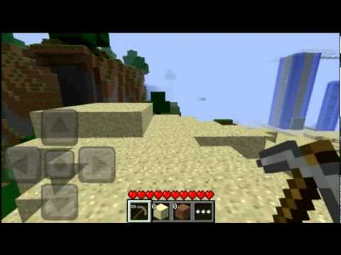 How to Change From Creative to Survival in Minecraft Pocket Edition