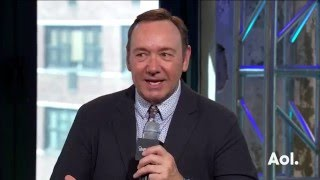 "Kevin spacey on ""elvis & nixon"" 