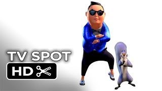 The Nut Job TV SPOT - Psy's Gangnam Style (2014) - Will Arnett Animated Movie HD
