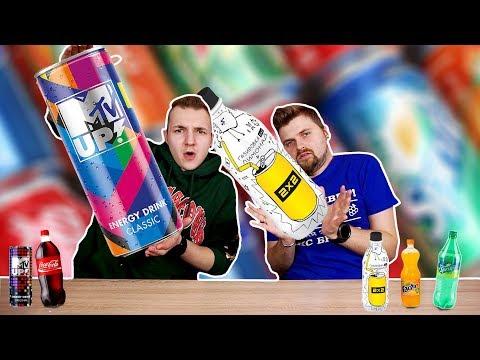 Эпичная битва MTV против 2x2 / Энергетик, кола, лимонад