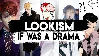 (외모지상주의) LOOKISM - IDOLS AS WEBTOON CHARACTERS