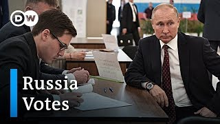 Russia local elections: Winners and losers | DW News