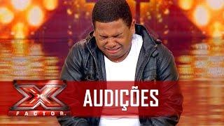Jurados não seguram emoção com Luan Lacerda | X Factor BR