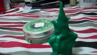 Thinking Putty:2016 Twinkling Tree Christmas/Holiday Color(W/Glow in the Dark Demo) Review!
