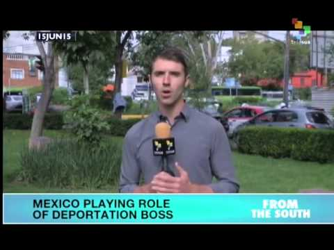 Mexico Increasing Deportations of Central American Migrants