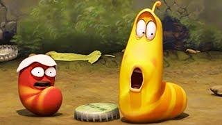 LARVA - BUBBLEGUM HAT | Cartoon Movie | Cartoons For Children | Larva Cartoon | LARVA Official