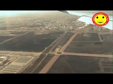 Umroh 2013 Makkah - Madinah (view Madinah From Sky) 1 video