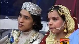 Download Sindhi Folk Look Geet - Sehra - Aayi Tunjhe Ghar Main - Samina Kanwal - Geet Shadi Ja 3Gp Mp4