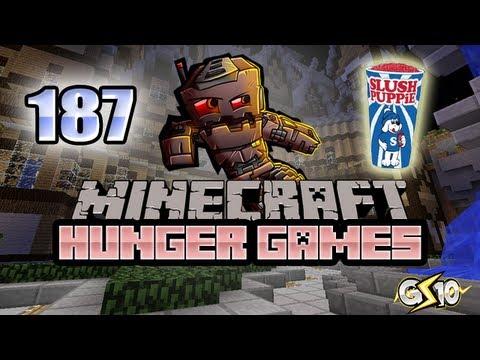 Minecraft Hunger Games Episode 187 Slush Puppie Route YouTube