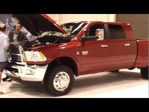2013 Dodge Ram 3500 Dually