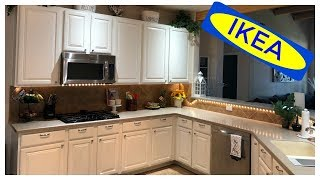 How to Paint Kitchen Cabinets | Ikea Inspired Kitchen