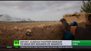 Kobani Conundrum: Civilian massacre feared if ISIS takes over from Kurds
