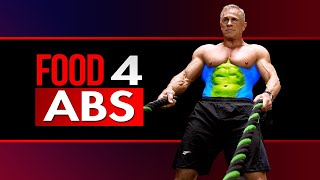 5 BEST Foods To Eat When Trying to Get Abs (Eat These!)