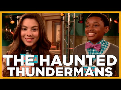 The Haunted Thundermans Crossover Episode