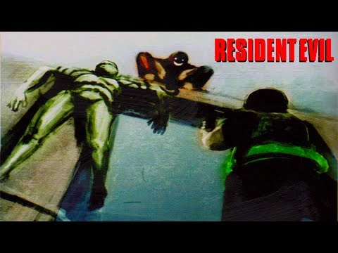 Resident Evil - Cancelled Creatures PART 1