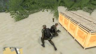 Gta San (DYOM) Medal Of Honor Heros 2 (M.O.H) (Missions) Part 1 By ''Jhandave''