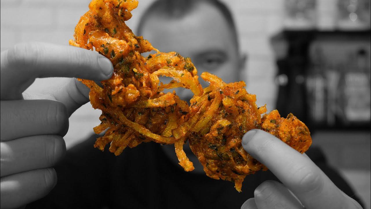 Проверка рецепта: Луковые чипсы
