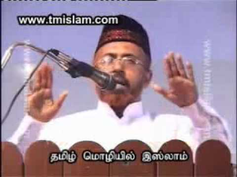 Tamil Bayan - Islathirku Ethiranavargal video