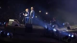 Ed Sheeran With Andrea Bocelli Perfect A Wembley Stadium London 14 06 18