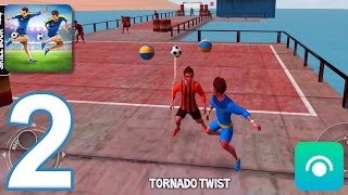 SkillTwins Football Game - Gameplay Walkthrough Part 2 - Levels 11-20 (iOS, Android)