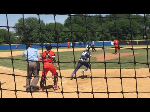 Kenny D at Perfect Game 17 U Super 25 in Staten Island 6/17/2018