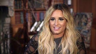 'Frozen' Demi Lovato Let It Go Interview