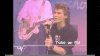 A-Ha -Take On Me   [1985]