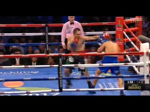 "Gennady Golovkin ""GGG"" vs Marco antonio Rubio Fight  HBO 31-0 Rubio Good Boy Now  Post Fight Recap"
